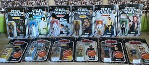 Star Wars Retro Collection Figures