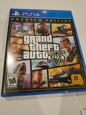 New listing Grand Theft Auto V Gta 5 Ps4 Sony PlayStation 4, 2013 With Codes Excellent