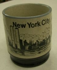 New York City Mug with Twin Towers  / Metro Japan
