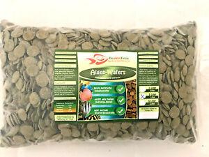 Algen Wafers 3 Liter BEUTEL 1,5 kg Futtertabletten Welse Fischfutter Spirulina