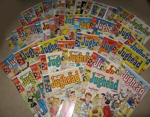 Jughead Classic Comics 74 Issues from #1(1987) to #212(2012) Most VF/NM Signed