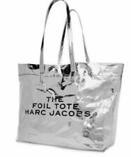SALE!......THE SCRUMPTIOUS MARC JACOBS GOLD FOIL OVERSIZED BAG