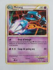 Metang HS02 Déchainement 33/95 Carte Pokemon Française peu commune