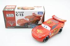 Tomica Takara Tomy Disney Mini Pixar Motors C15 Frer McQueen Diecast Toy CARS 2