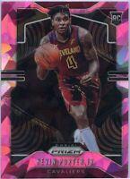 Kevin Porter Jr Pink Cracked Ice Rookie Card 2019-20 Prizm Basketball #274 Cavs