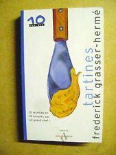 Livre de cuisine  Tartines 10 recettes en 10 minutes Tome 2 /Z37