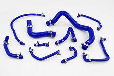 Silicone Coolant & Breather Hoses fits Mazda Mx5 MK2 NB 1.6 Stoney Blue Miata