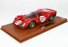 Ferrari 330 P3 1966 24h le mans n°21 1/18 lim.ed. 50 pcs no display BBRC1835AER
