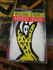 The Rolling Stones Voodoo Lounge Cassette ~