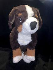 Ikea Hoppig Greater Swiss Mountain Bernese Dog Swissy Plush St Bernard stuff W2