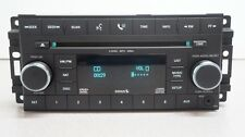 Jeep Grand Cherokee OEM Radio DVD 6 Disc Changer MP3 Player 05064922AF REQ