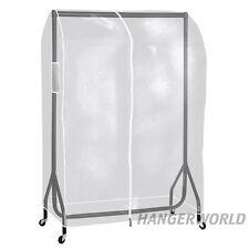 Hangerworld 90cm X 165cm funda perchero burro Protección polvo transparente