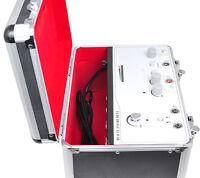 5in1 High Frequency Galvanic Facial Brush Vacuum Spray Beauty Machine Salon HOT