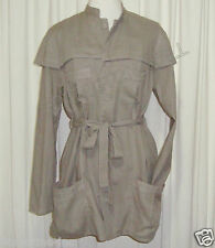 "BEAUTIFUL SASS&BIDE LIGHT TRENCHCOAT 42/6 (AUS12) ""THE BEGINNING"" SJ DAZE"