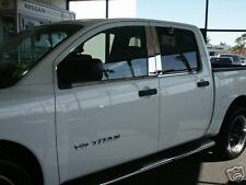 2006 NISSAN TITAN  KINGCAB CHROME WINDOW SILLS
