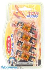 MINIANL150 TIDUS AUDIO MINI BLADE ANL FOUR FUSE FOR CAR AMPLIFIER 150 AMP PACK
