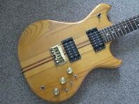Westone Thunder 1A electric guitar - made in Japan - 1982 - very nice.