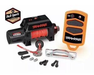 Traxxas 8855 Winch kit with wireless controller remote TRX-4 Crawler