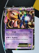 Mewtwo EX BW45 BW Black Star Promos - Pokemon Card Ultra Rare NM