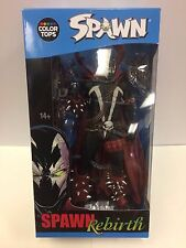 "Color Tops 7"" Spawn Action Figure #10 McFarlane 2017 Spawn Rebirth"