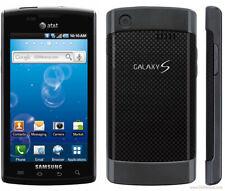 AT&T Cricket H2O Jolt Net10 Samsung Galaxy S S1 Captivate SGH-i897 16GB GSM Good