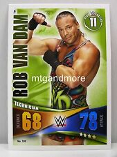 Slam Attax rival - #109 Rob Van Dam