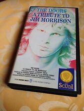 VHS Jim Morrison The Doors