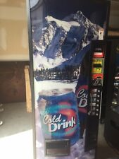 Dixie Narco Vending Machine Soda Machine Cold Drinks