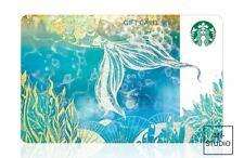 2019 China Starbucks coffee Siren Summer MSR card mint 1pc