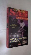 SEGRETISSIMO 1391 MISSIONE IMPOSSIBILE IN ALBANIA di DE VILLIERS