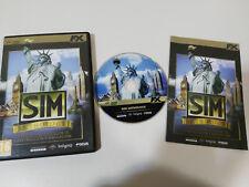 SIM ANTHOLOGIE CONSTRUCTION SIMULATION KALYPSO - JEU DE PC CD-ROM ESPAGNOL