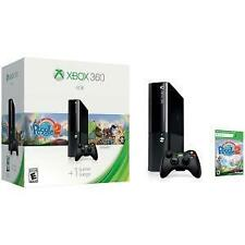 BRAND NEW Xbox 360 4GB System Console With Peggle 2 Bundle UPC 885370869941