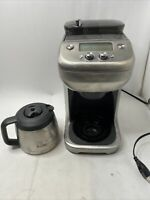 Breville Coffee Maker, Brushed Stainless Steel - BDC650BSS, The Grind Control