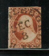New ListingUnited States #10 or 10A brown 1851-57 Used