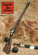 Revue magazine militaire gazette des armes no 97 septembre 1981