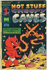 1974 Hot Stuff Creepy Caves #1 ~Collector's Item!~ (Grade 7.0) WH