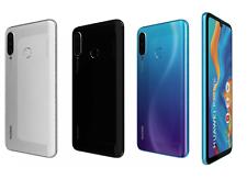 Huawei P30 Lite 128GB Desbloqueado 4G LTE Smartphone Excelente Dispositivo Android