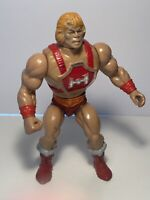 🔥1985 THUNDER PUNCH HE-MAN ACTION FIGURE🔥MOTU MASTERS OF THE UNIVERSE🔥