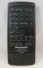 Panasonic Rak-Sg305Pm Audio System Remote Sah82, Scr720, Scr820, Scts220, Slhm42