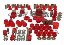 Energy Complete Hyper Flex 63-82 C2 C3 Chevy Corvette Master Body Bushing (Red)