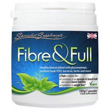 Specialist Supplements fibra e Colon Cleanser-completo con L-Glutammina 180 G