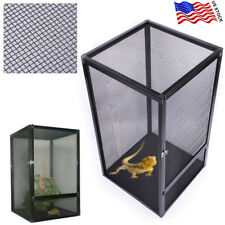 Reptile Supplies Breeding Box Breeding Cage for Lizard Chameleon Aluminum Alloy