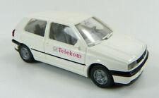 VW Golf III Telekom weiss Wiking 1:87 H0 ohne OVP [TG3-B9]