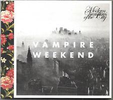 VAMPIRE WEEKEND / MODERN VAMPIRES OF THE CITY / 2013 CD ALBUM