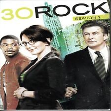 D5 30 Rock Season 1 [3 DVD] Australian Seller VGC