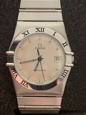 Omega Constellation Manhattan montre vintage watch quartz + Papiers 1991