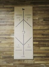 Eco Earth Cork Yoga Mat ENSO Focused Lyfe