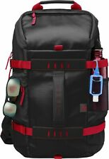 HP 15.6 in Odyssey Red/Black Backpack - X0R83AA#ABB
