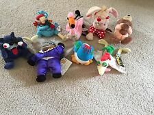 Meanies Idea Factory Lot of 8