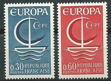 FRANCE EUROPE cept 1966 Sans Charnière MNH